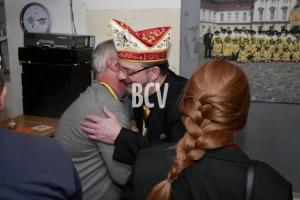Prinzenstammtisch beim BCV 2018