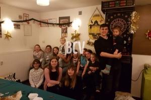 Weihnachtsfeier Garden und BCV 2018